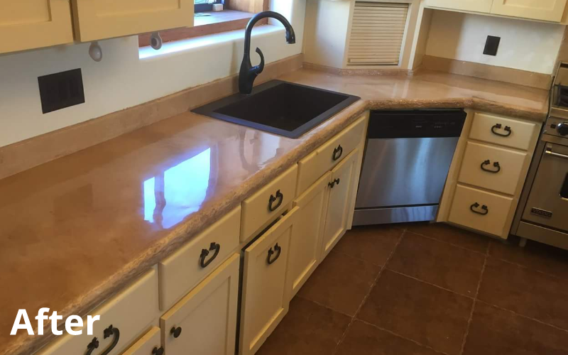 Marblelife 174 Concrete Countertops South Africa